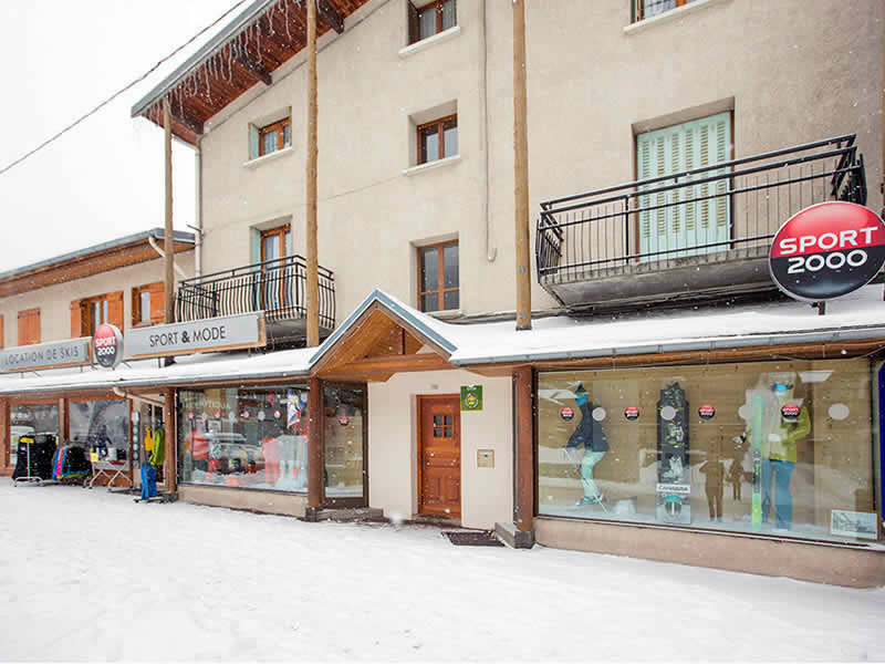 Skiverhuur winkel VAL SPORTS, 110 rue du Mont Cenis in Lanslebourg Val Cenis