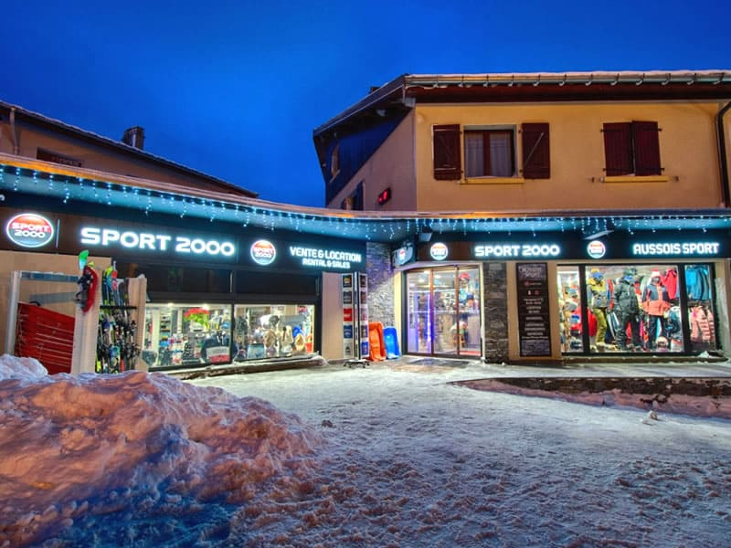 Skiverhuur winkel AUSSOIS SPORTS, 20 Rue d'en Haut in Aussois