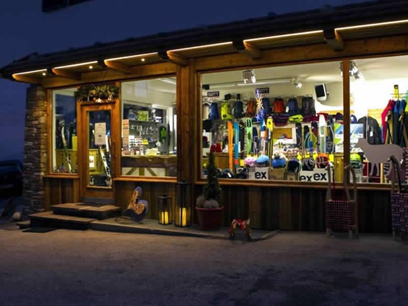 Skiverhuur winkel Sport Gatt, Am Trattenbach 8 in Scheffau