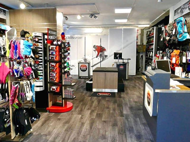 Skiverhuur winkel ISERAN SPORT, B.P. 49 Les Hameaux in Val d Isere