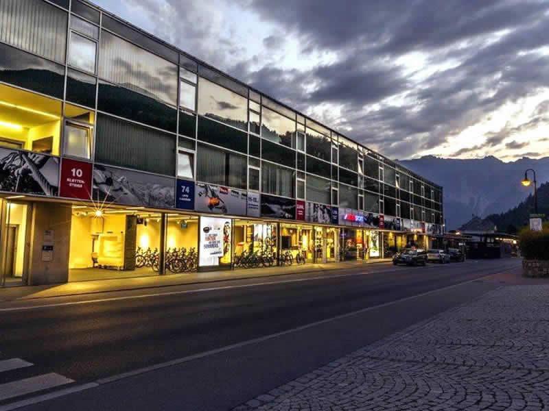 Skiverhuur winkel INTERSPORT - Silvretta Montafon, Bahnhofstrasse 15 in Schruns