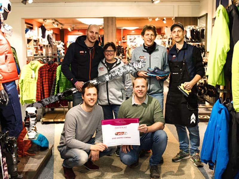Skiverhuur winkel SPORT 2000 Etz, Bichlstrasse 7 in Kitzbühel