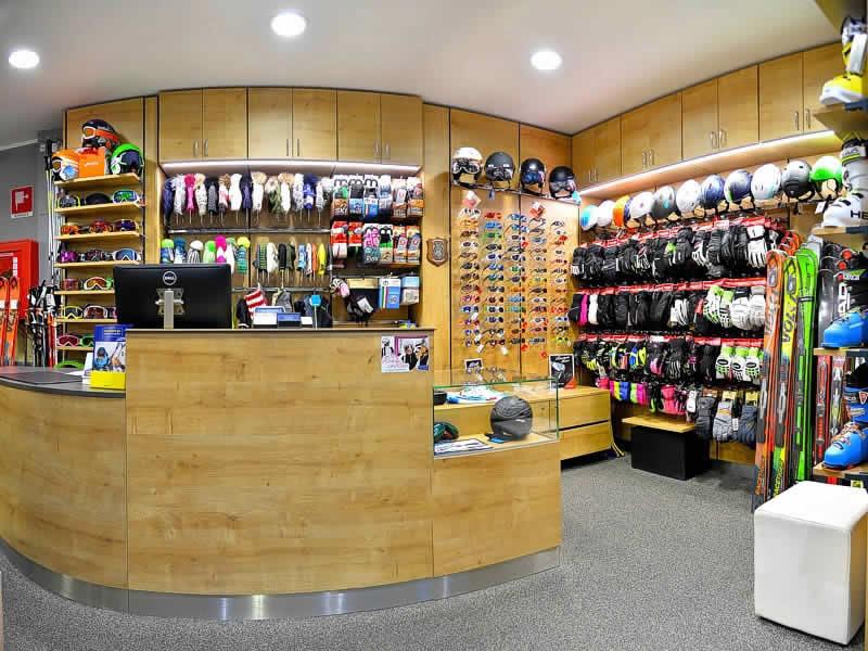 Skiverhuur winkel Ski Sport Dain, Campo Smith, 4 in Bardonecchia