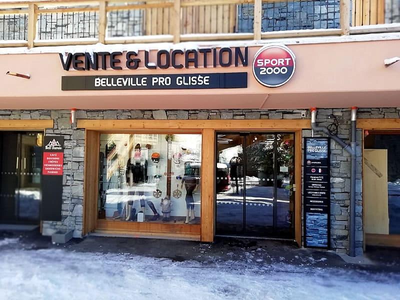 Skiverhuur winkel BELLEVILLE PRO GLISSE, Chemin de Notre Dame - quartier CASEBLANCHE in Saint Martin de Belleville