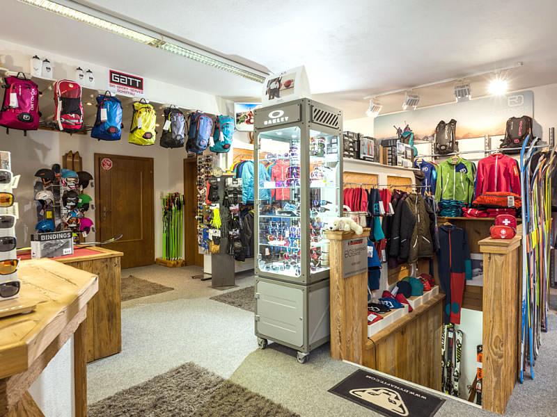 Skiverhuur winkel Sport Gatt, Dorf 135 in Söll
