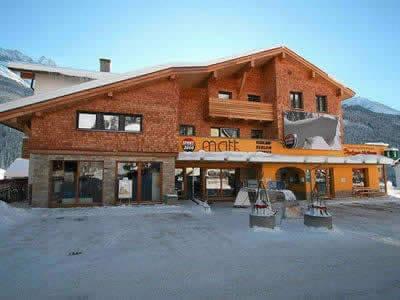 Skiverhuur winkel SPORT 2000 Matt, Pettneu in Dorf 150