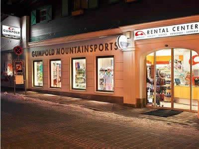 Skiverhuur winkel SPORT 2000 Rentalcenter, Hinterglemm in Dorfstrasse 301