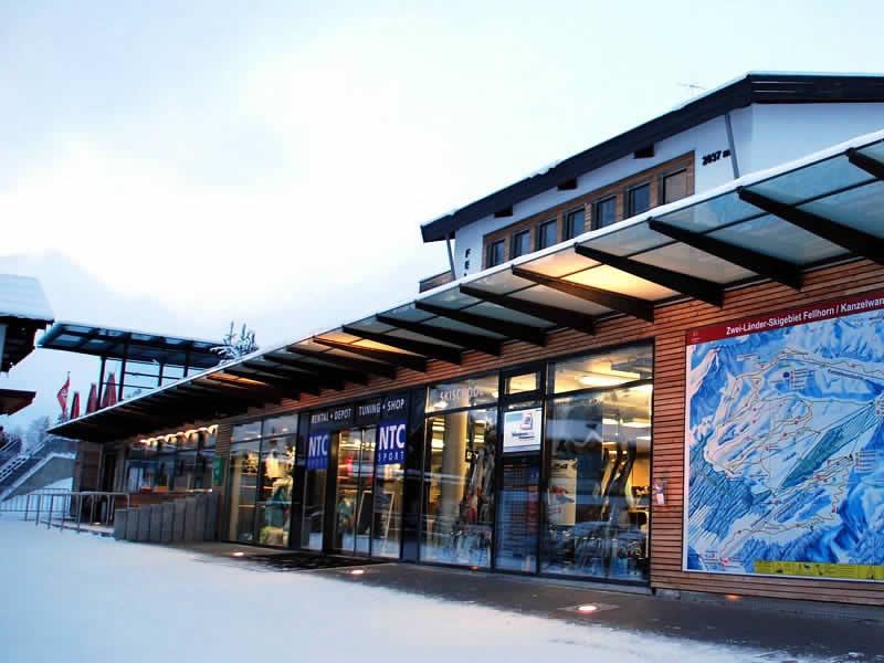 Skiverhuur winkel NTC - Fellhornbahn, Faistenoy 10 in Oberstdorf