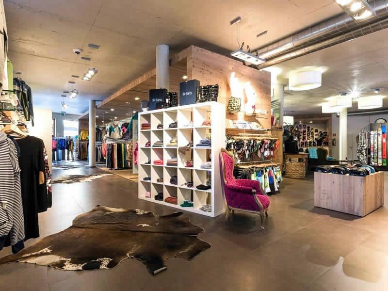 Skiverhuur winkel LARCHER Sport und Mode, Feichten 128 in Feichten/Kaunertal