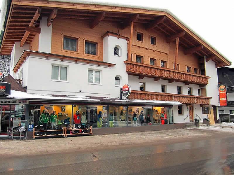 Skiverhuur winkel SPORT 2000 Engelbert, Gerlos 174 in Gerlos