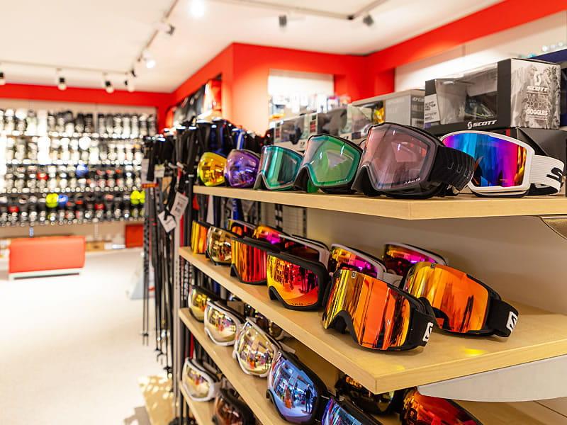 Skiverhuur winkel SPORT 2000 Etz, Hauptstraße 2 in Kirchberg i. Tirol