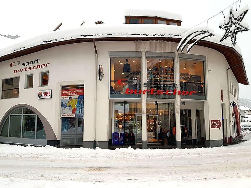 Skiverhuur winkel SPORT 2000 Burtscher, Hauptstrasse 22 in Ried im Oberinntal