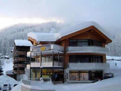 Skiverhuur winkel Fredy's Skishop, Bellwald in Haus Zum Alpenblick