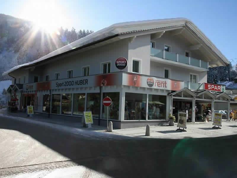 Skiverhuur winkel SPORT 2000 Huber, Hinterstoder 15 in Hinterstoder