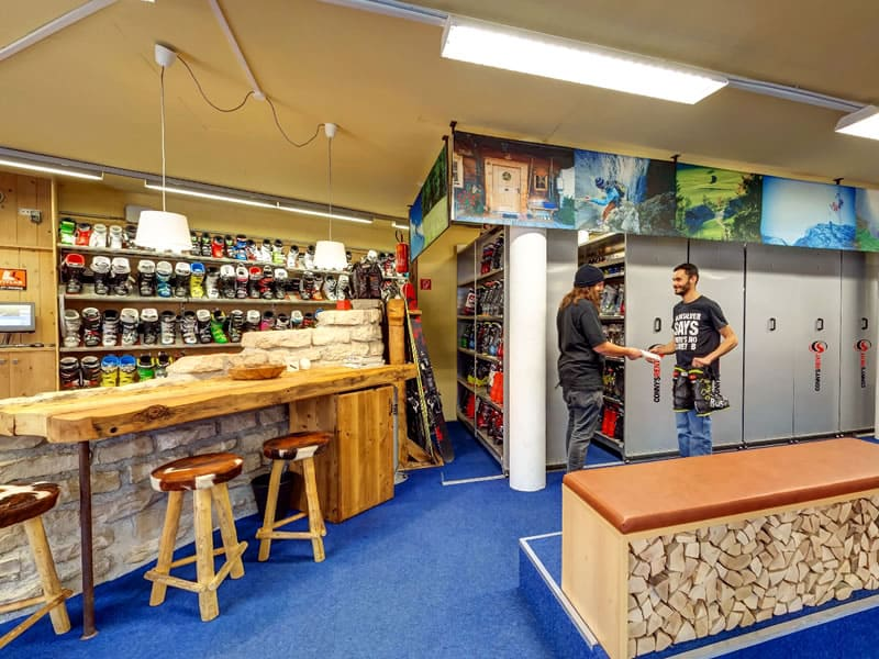 Skiverhuur winkel Sport Conny's, HNr. 184b [Dorf] in Alpbach