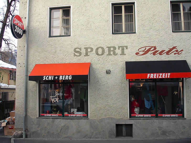 Skiverhuur winkel SPORT 2000 Putz, HNr. 60 in Kötschach-Mauthen