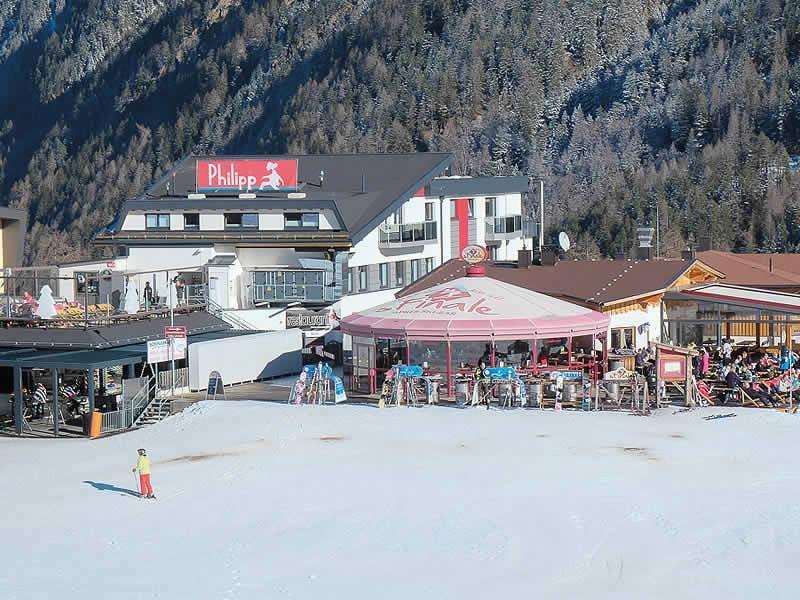 Skiverhuur winkel Sporthütte Fiegl, Innerwald in Sölden