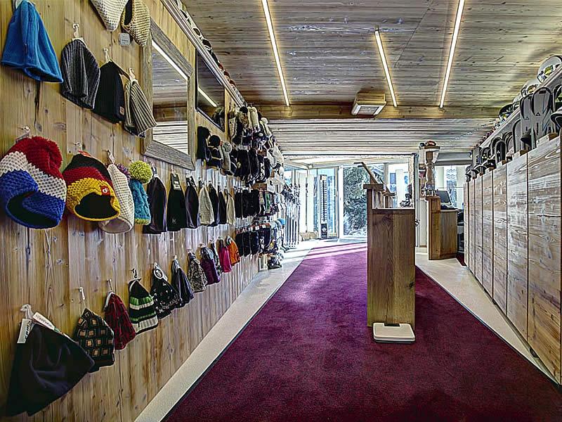 Skiverhuur winkel Lucky's Skiverleih, Königsleiten 78 in Königsleiten-Wald