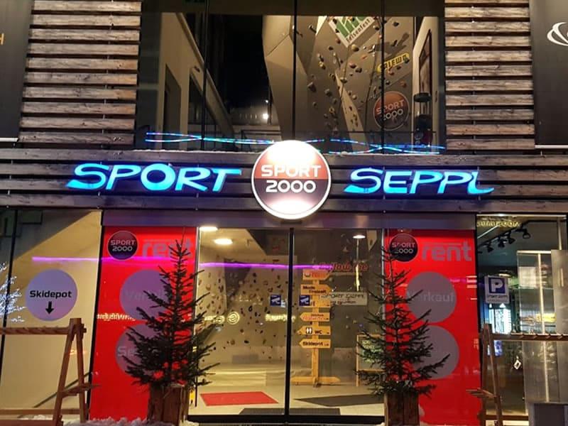 Skiverhuur winkel SPORT 2000 Seppl, Kühtai 37 in Kühtai