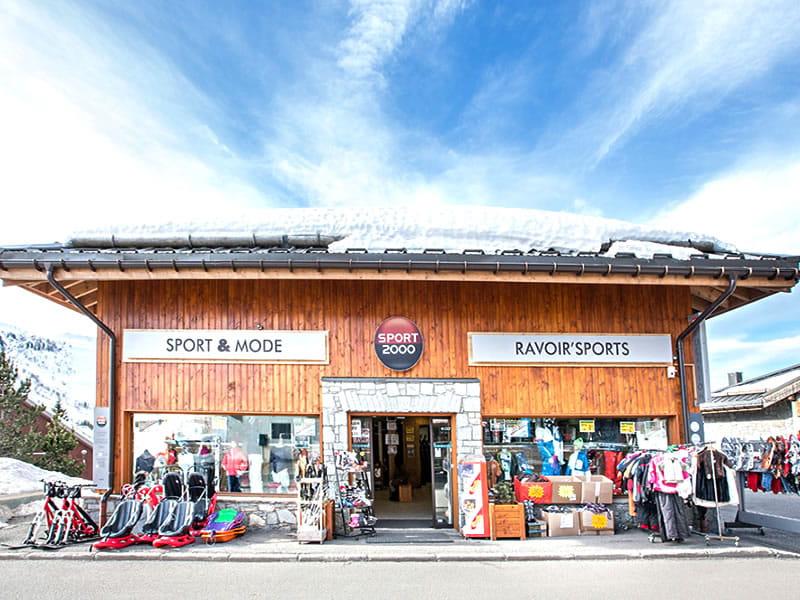 Skiverhuur winkel RAVOIR'SPORTS, Les 4 vallées in Saint Francois Longchamp