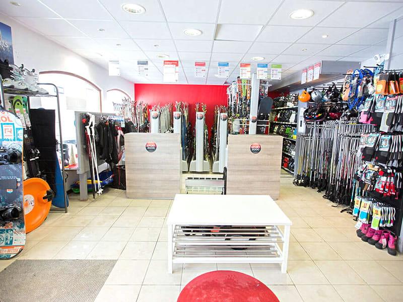 Skiverhuur winkel SNOW AND SKI VALMEINIER 1900, Les Hauts de Valmeinier in Valmeinier 1800