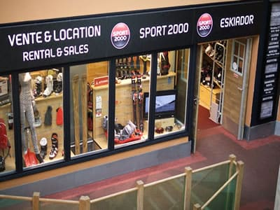Skiverhuur winkel ESKIADOR, Val Thorens in Les Temples du Soleil