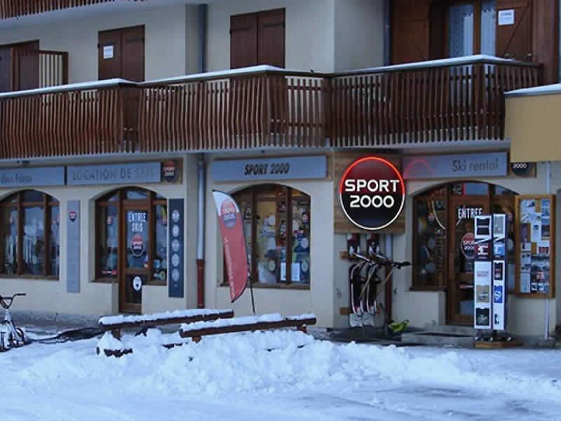 Skiverhuur winkel AUX DEUX FRERES, Les Vernataux - Le Mollard in Albiez Montrond