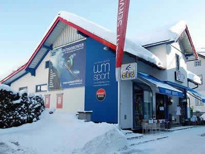 Skiverhuur winkel WM - SPORT 2000, Abtenau in Markt 113