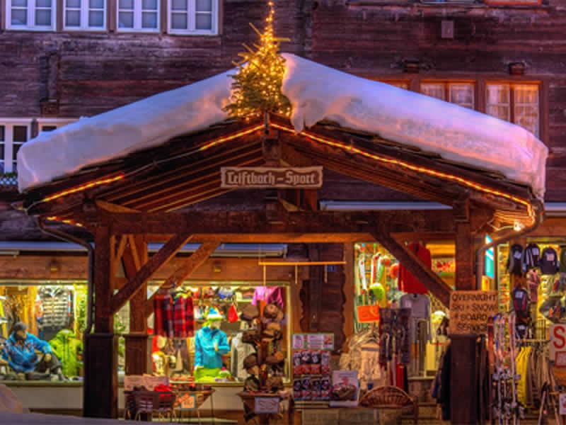 Skiverhuur winkel Triftbachsport, Oberdorfstrasse 16 - beim Kirchplatz in Zermatt