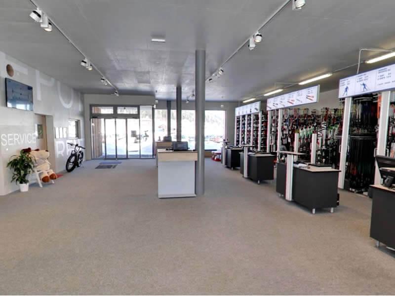 Skiverhuur winkel Exclusive rentasport, Partenza seggiovia / Talstation Seilbahn, Pracupola, 409 / Kuppelwies 409 in St. Walburg Ultental