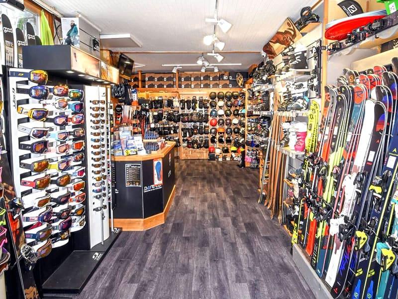 Skiverhuur winkel SPORT GLISSE, Place du Curling - Val Claret in Tignes Val Claret