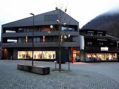 Skiverhuur winkel Sport & Mode Natter, Mellau in Platz 67a