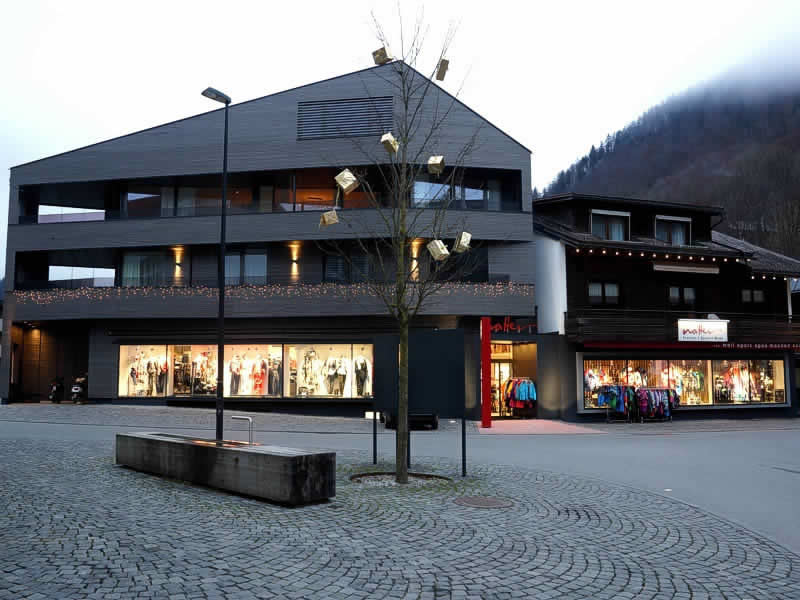 Skiverhuur winkel Sport & Mode Natter, Platz 67a in Mellau