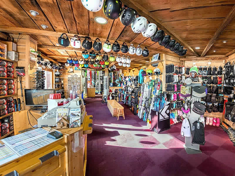 Skiverhuur winkel PLAGNE SKI BELLECOTE, Résidence 3000 in La Plagne - Bellecote