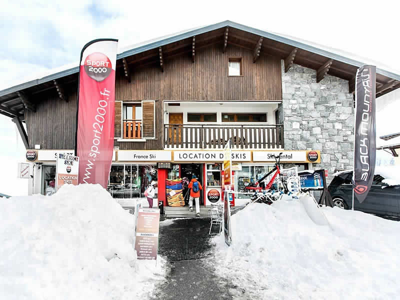 Skiverhuur winkel France SKI, Résidence Auria - Quartier du Pla d'Adet in Saint Lary