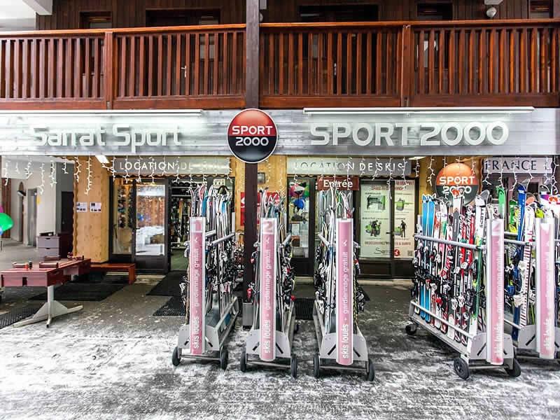 Skiverhuur winkel SARRAT SPORT PRIVILEGE, Résidence privilège - Quartier Lalonquere in Peyragudes