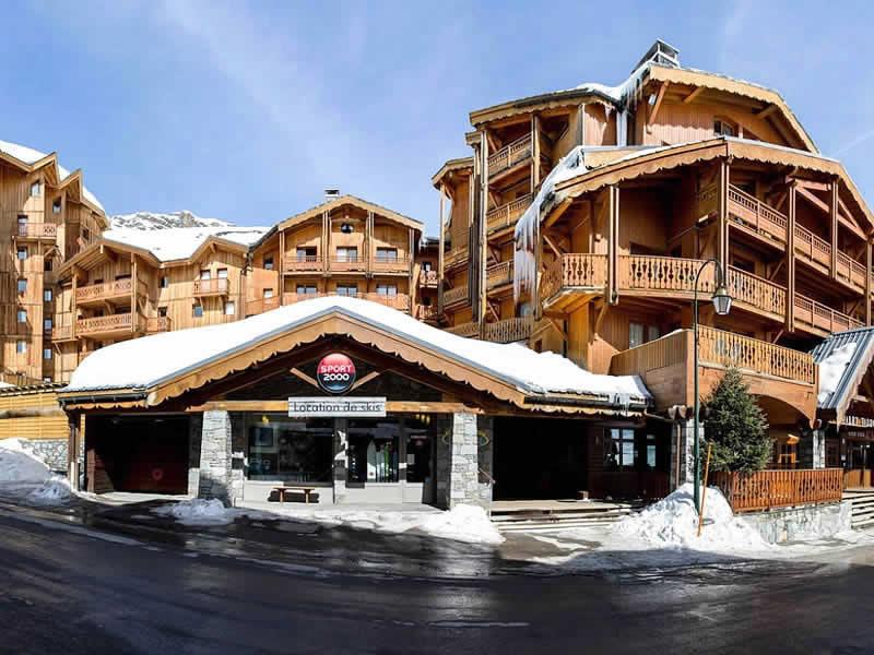 Skiverhuur winkel VAL LOC 2400, Résidence Val 2400 - Les Balcons in Val Thorens