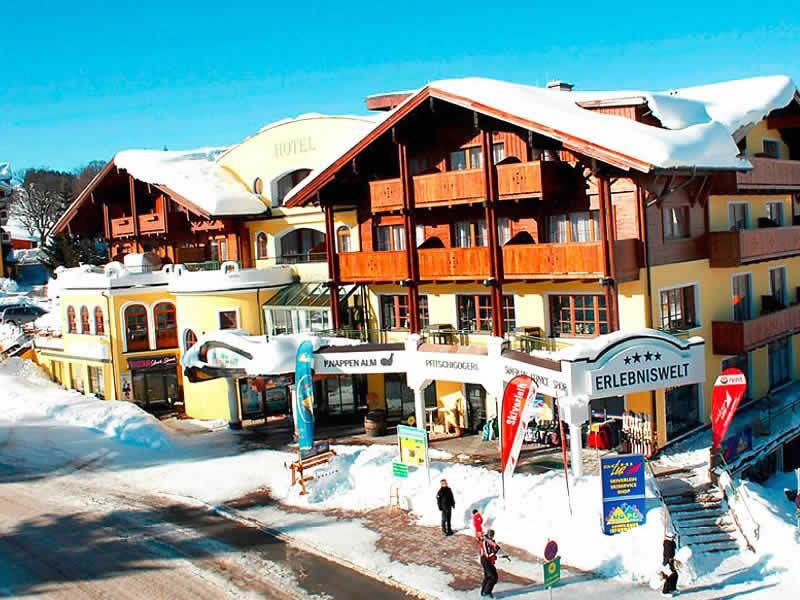 Skiverhuur winkel Schi-Lenz, Rohrmoosstrasse 215 [Rohrmoos Zentrum] in Schladming-Rohrmoos