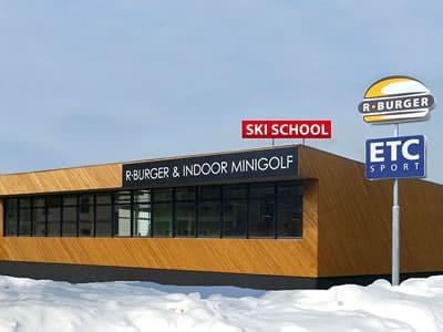 Skiverhuur winkel ETC Sport, Svoboda nad Upou in Rychorske sidliste 146