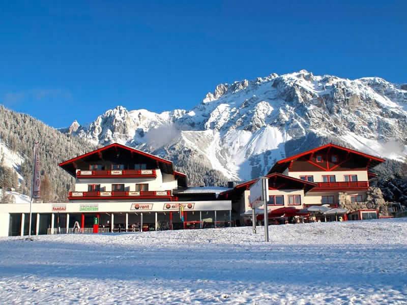 Skiverhuur winkel SPORT 2000 Ski Willy, Schildlehen 83 in Ramsau am Dachstein
