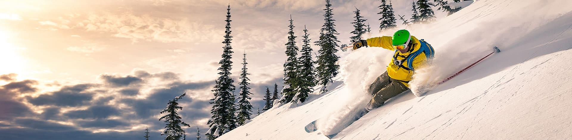 Skiën met de nieuwtjes en trends 2019