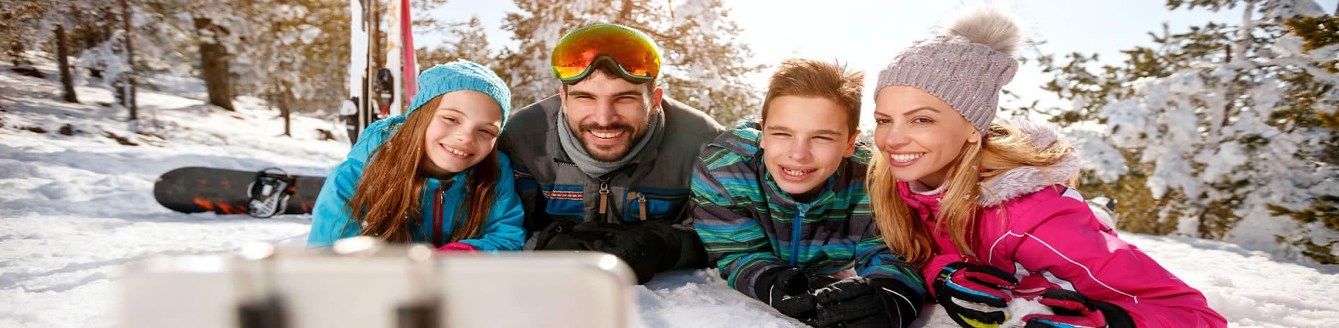 Inpaklijst voor skivakanties met familie