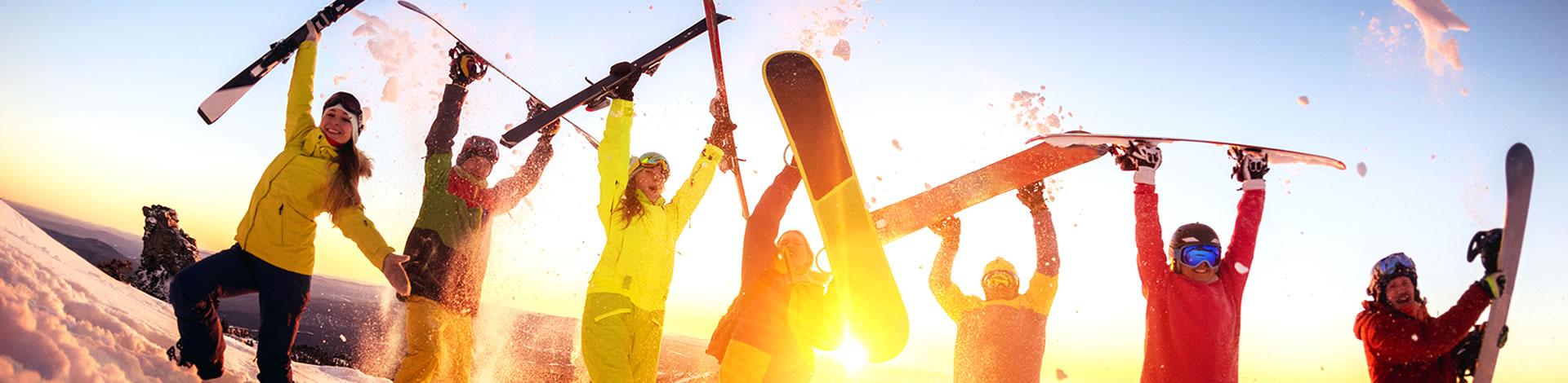 Skis huren of kopen