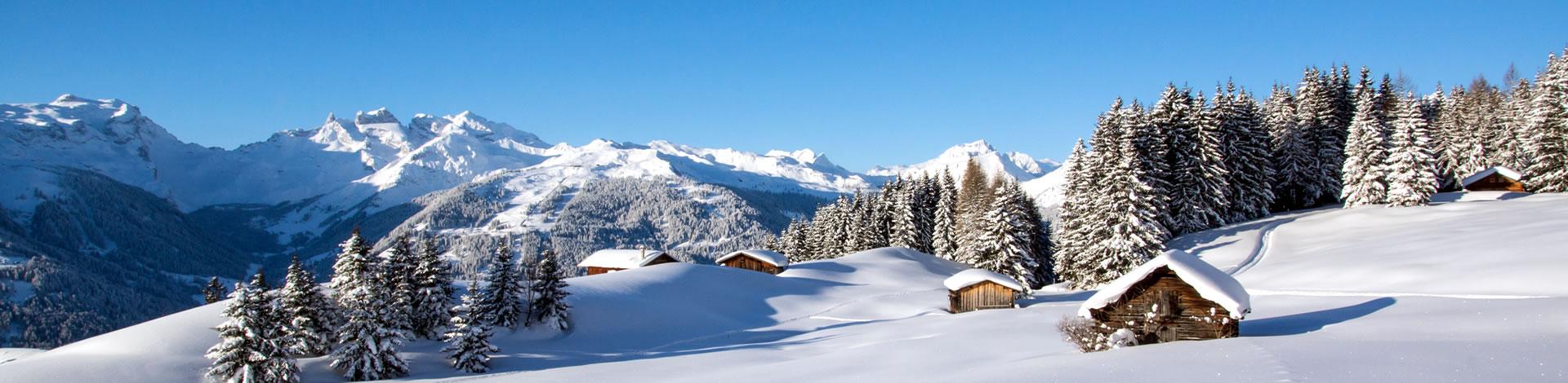 Tips en informatie voor een veilige wintervakantie.
