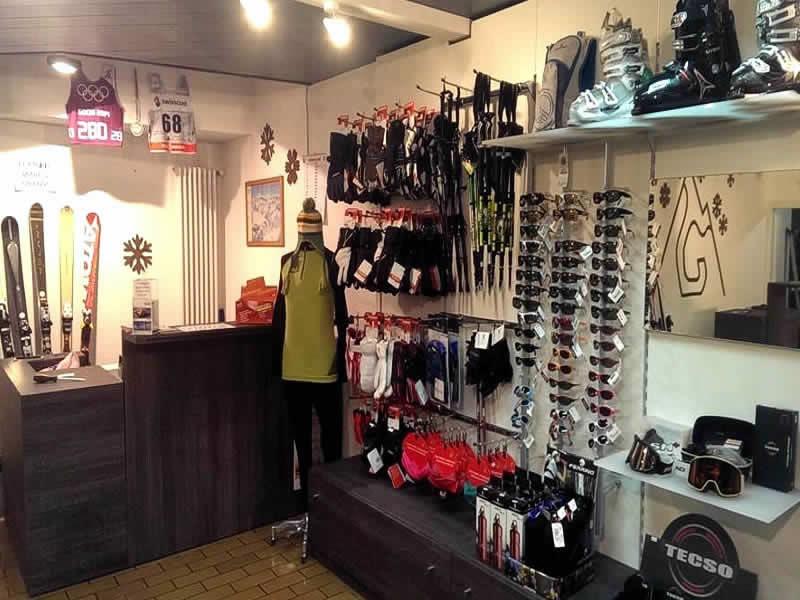 Skiverhuur winkel J Mountain, Strada del marchiò, 4 in Moena