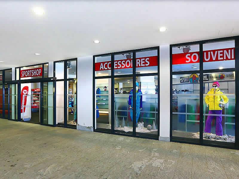 Skiverhuur winkel Sport-Shop, Tiefenbach Gletscher [Direkt beim Restaurant] in Sölden