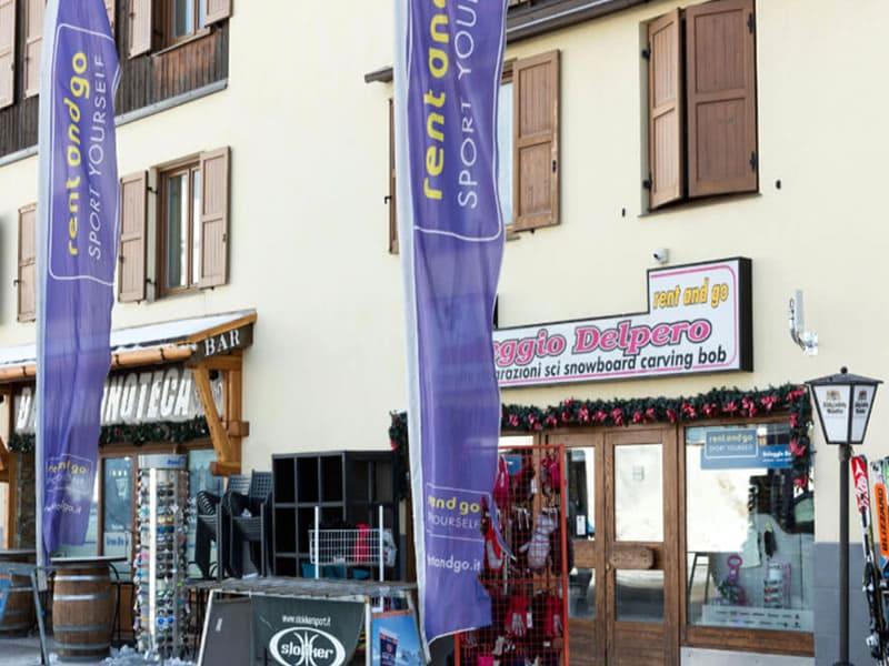 Skiverhuur winkel Noleggio Delpero, Via Nazionale, 3/A in Passo Tonale