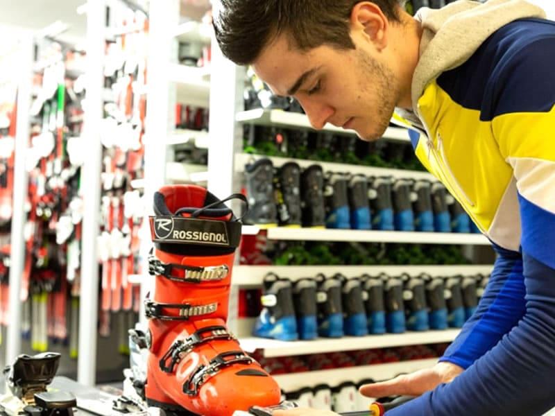 Skiverhuur winkel Sport 2 Z, Via Passo Rolle, 21 in San Martino di Castrozza