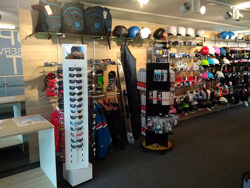 Skiverhuur winkel Rent and go Sestriere, Via Pinerolo, 2 in Sestriere