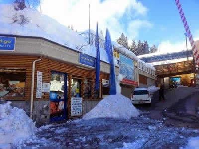 Skiverhuur winkel Noleggio del Brenta 5 Laghi, Madonna di Campiglio in Via Presanella, 12
